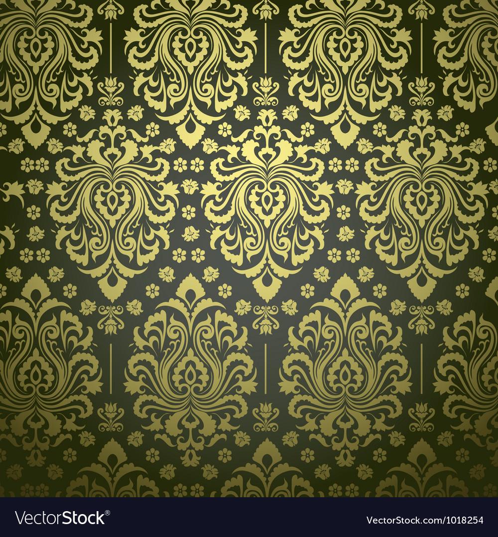 Luxury floral pattern