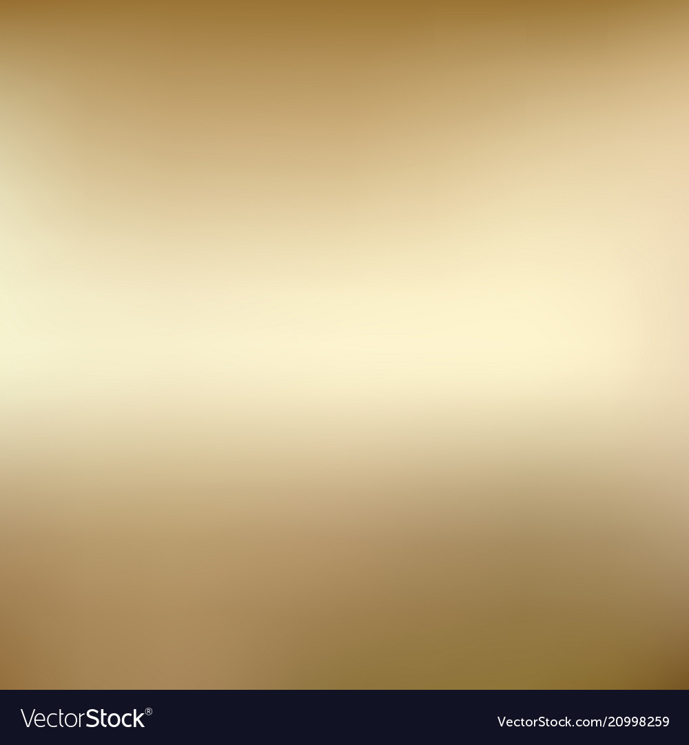 Abstract gold gradient background