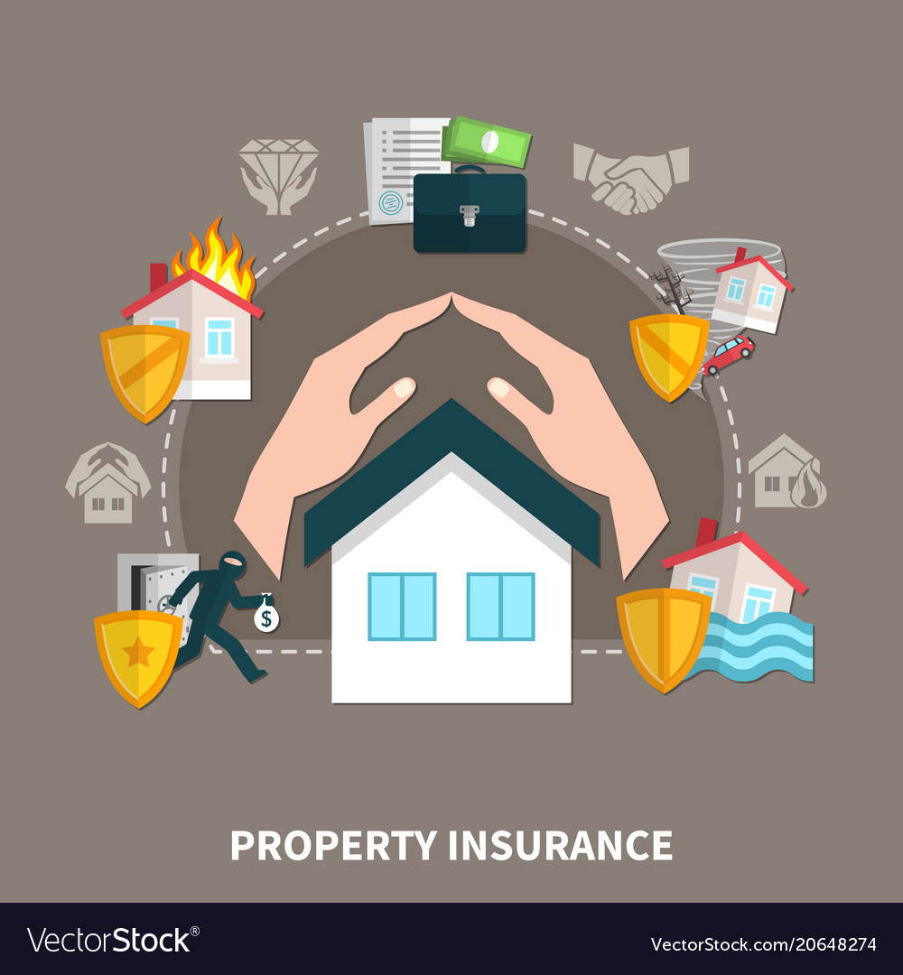 Property insurance composition