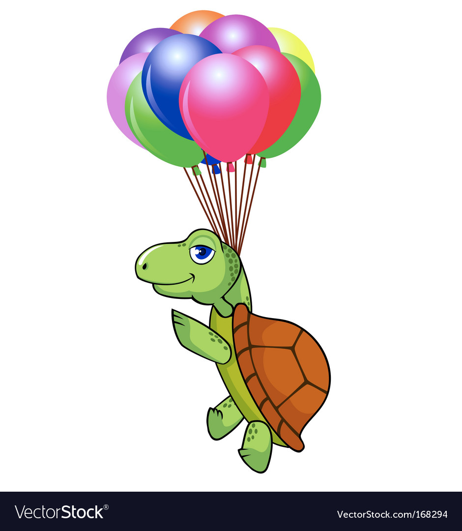 Turtle fly