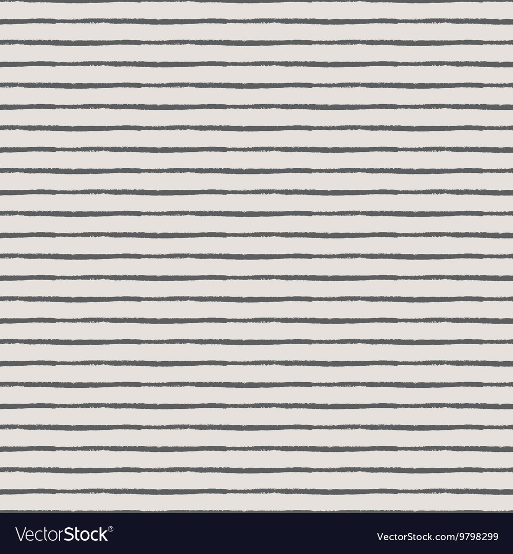 Abstract Horizontal Stripes Seamless Texture vector image