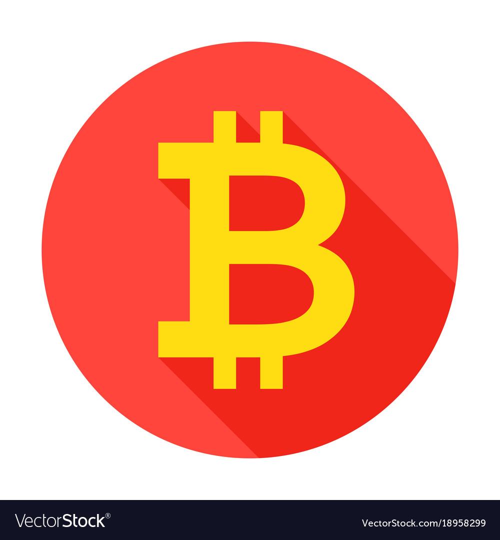 Bitcoin circle icon royalty free vector image vectorstock bitcoin circle icon vector image ccuart Choice Image