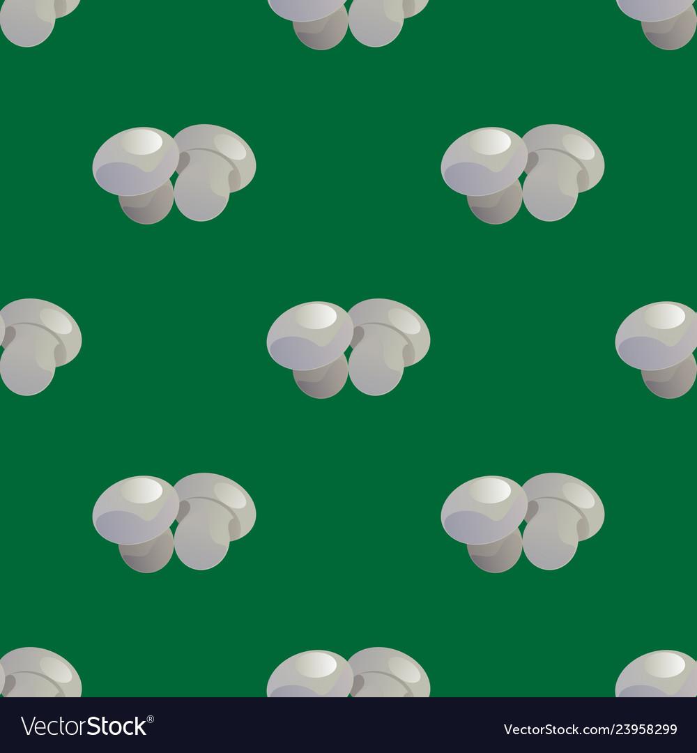 Champignons seamless pattern