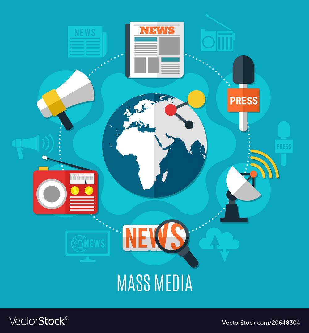 Mass media - Photo credit: Image.com
