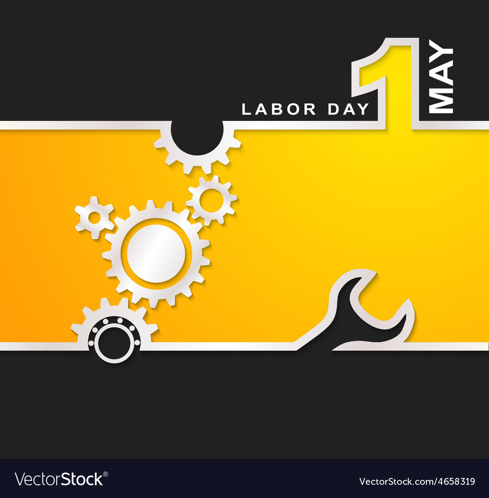 1 May international labour day background