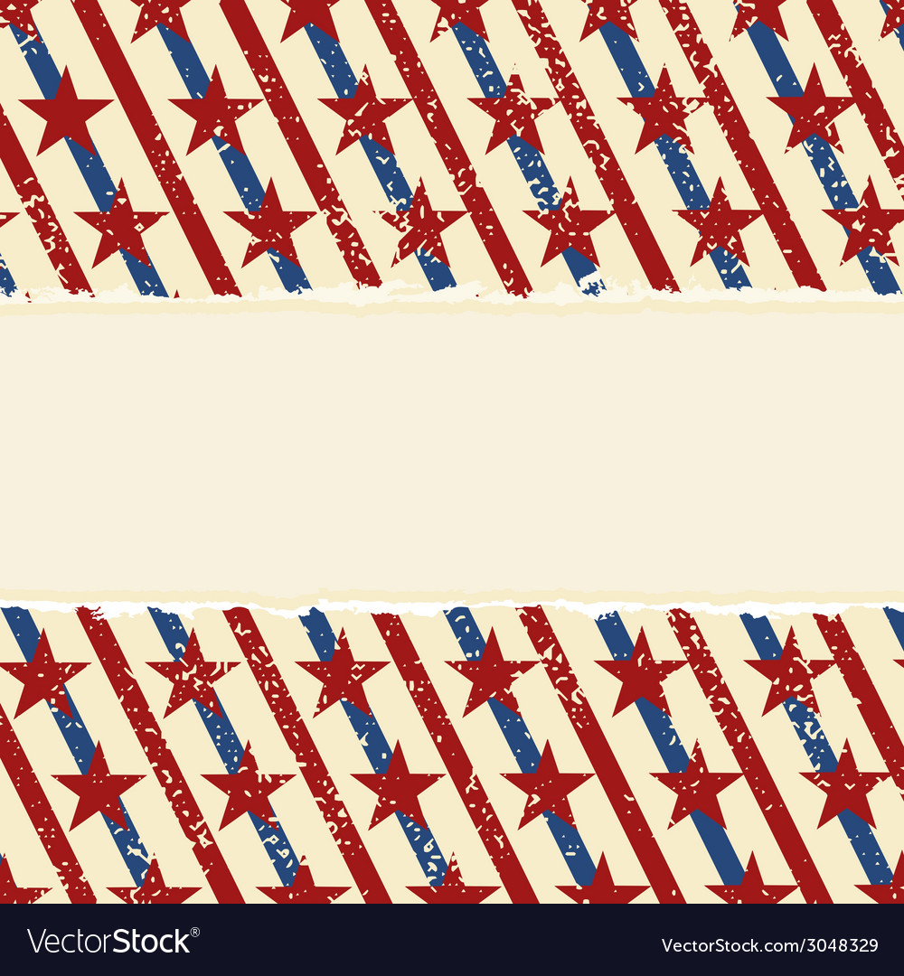 Abstract american striped background