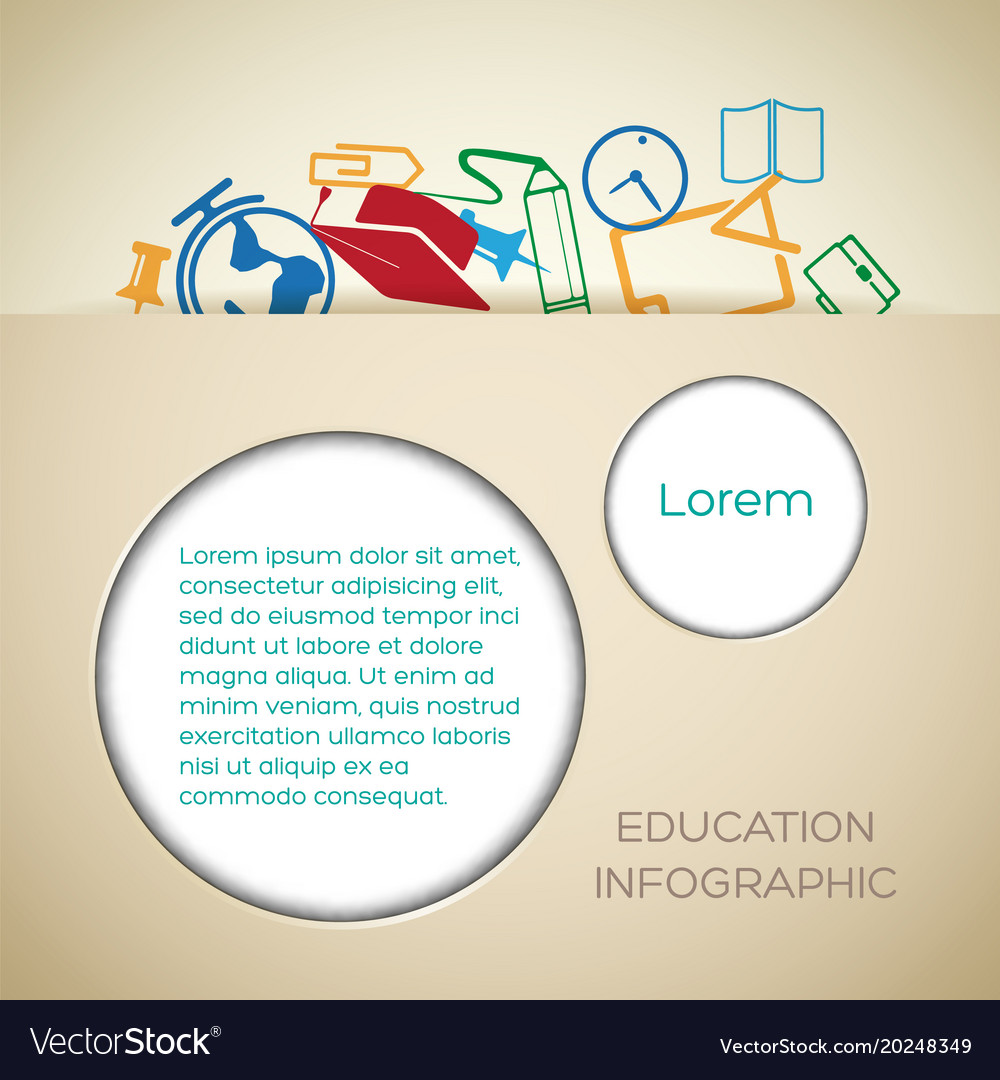 Educational school background