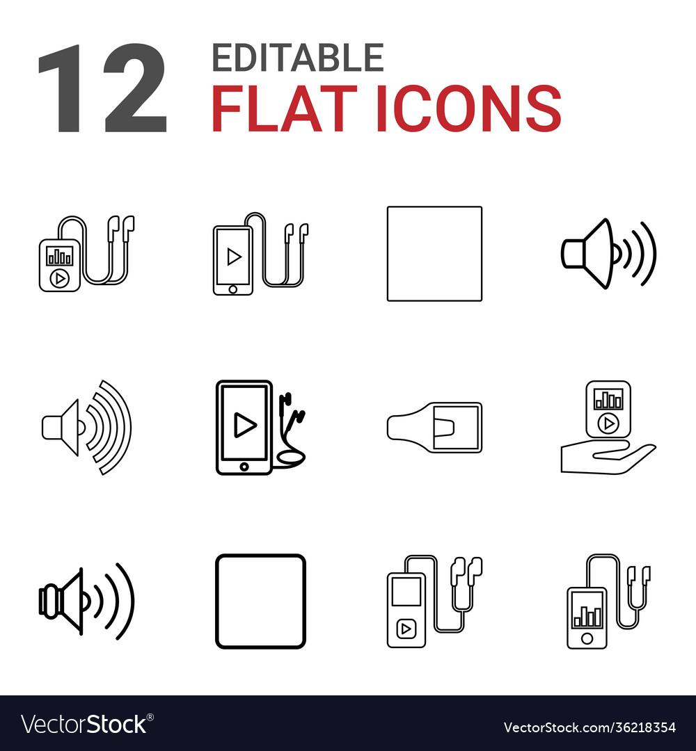 Mp3 icons
