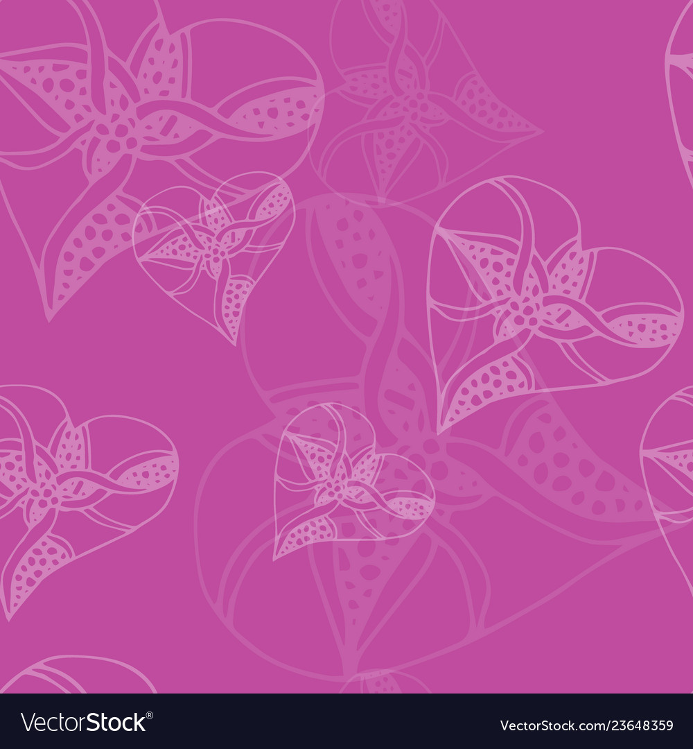 Abstract seamless love pattern valentines day
