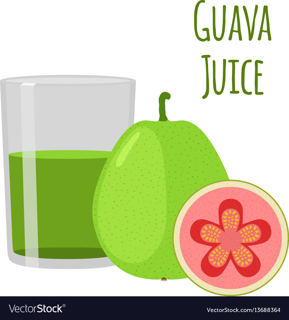 Guava Juice Logo Pictures