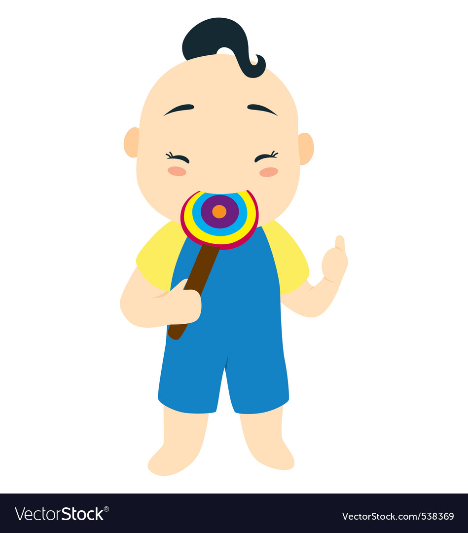 Lollypop kid