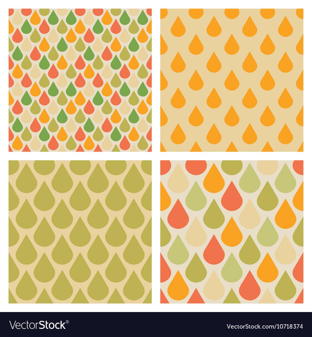 Drops Patterns Custom Inspiration