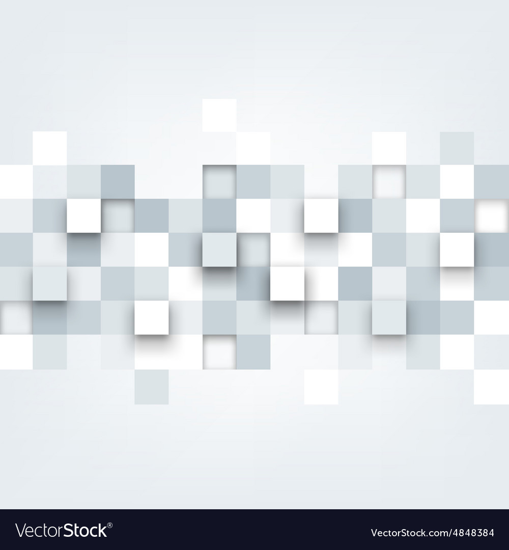 Abstract texture with squares