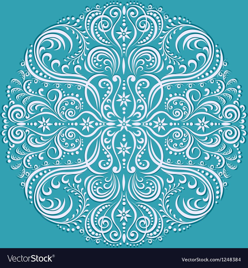 Circle pattern color