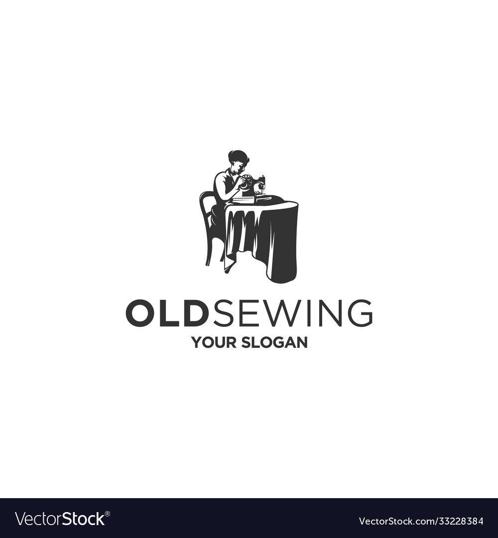Old sewing