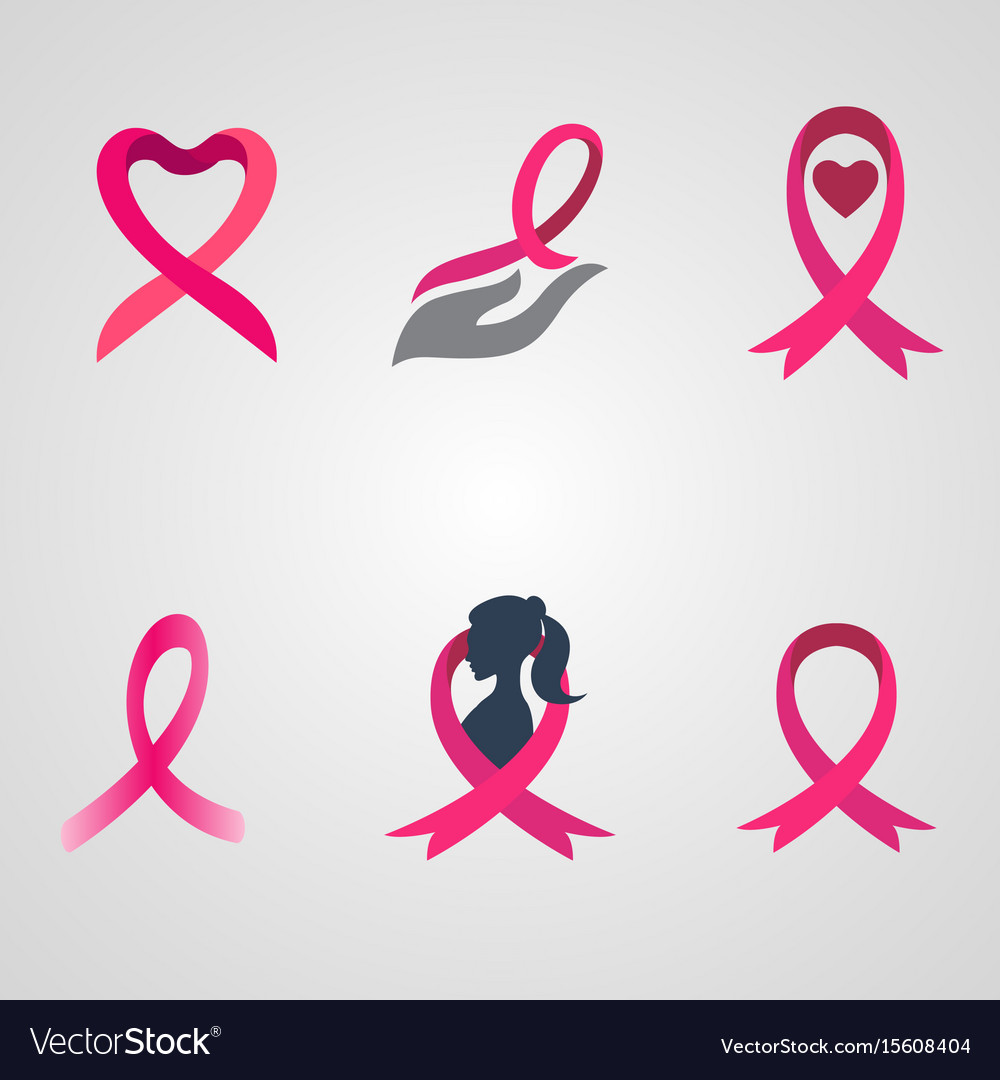 breast cancer ribbon logos set royalty free vector image purchase clip art images purchase clip art high school