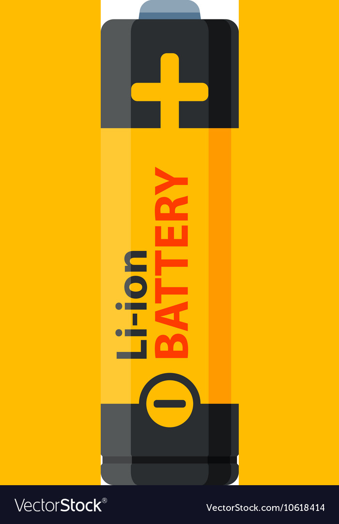 Batterie icon isolated