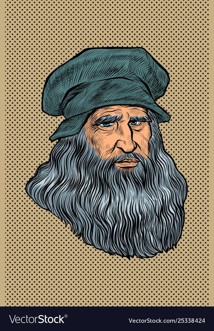 Leonardo da vinci italian painter inventor and