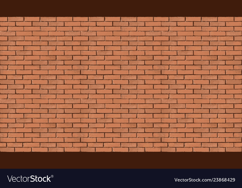 Background with brick old wall