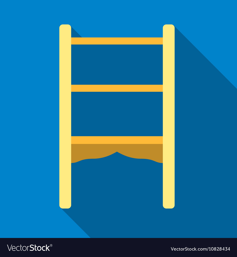 Shelf flat icon