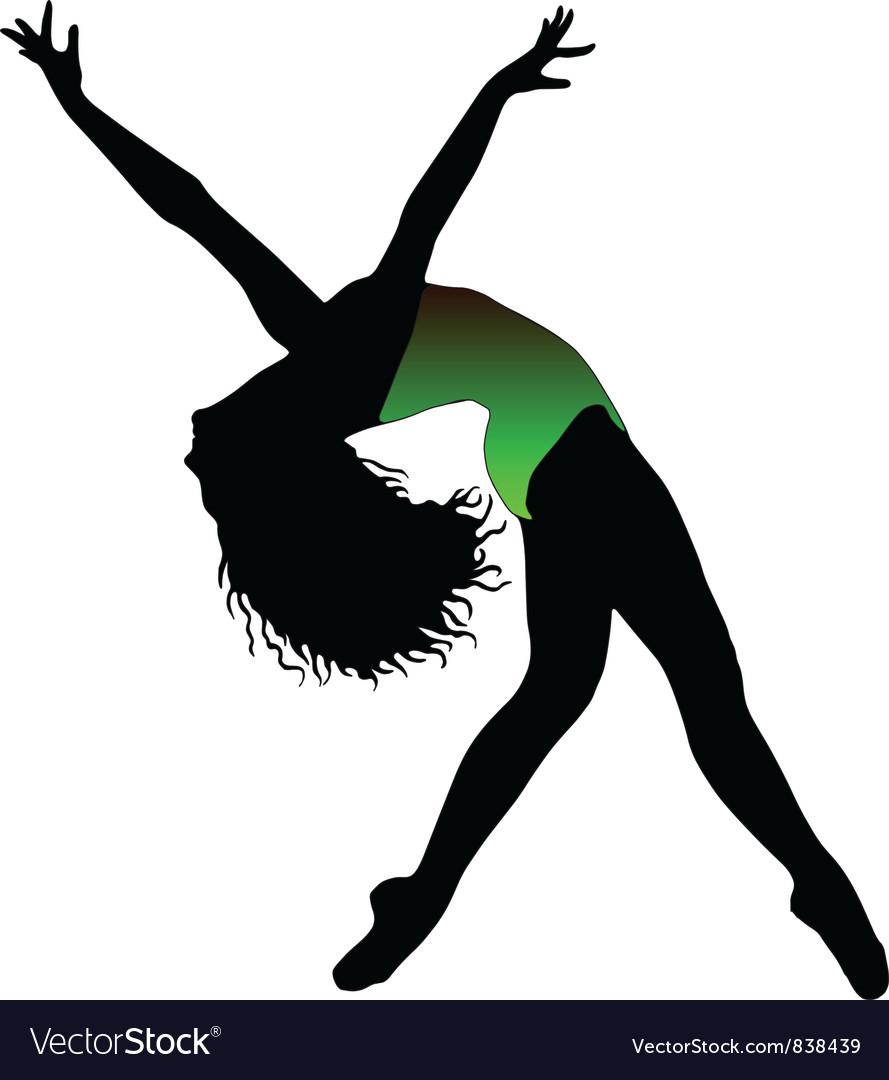 Jazz dancer