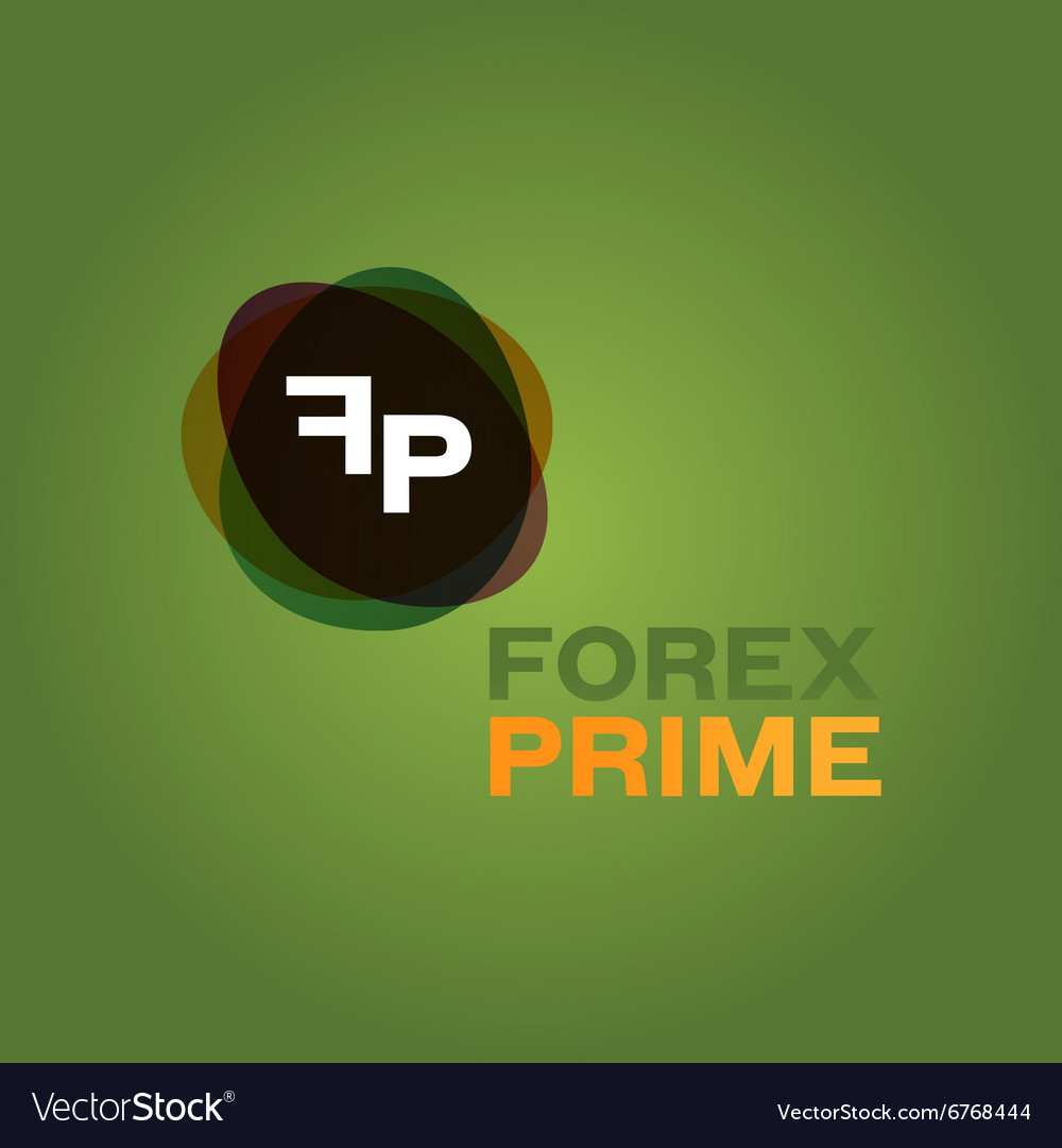 Abstract forex icon companies