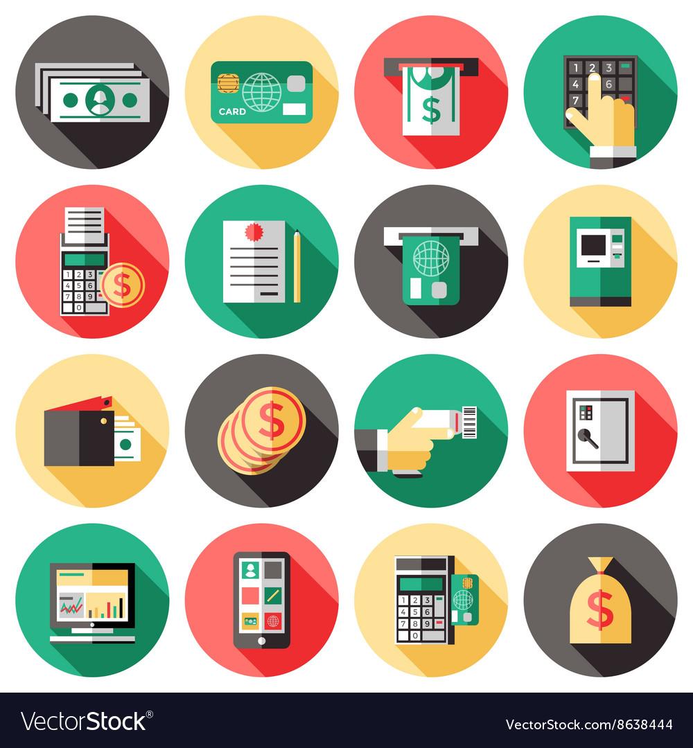 ATM Icon Set
