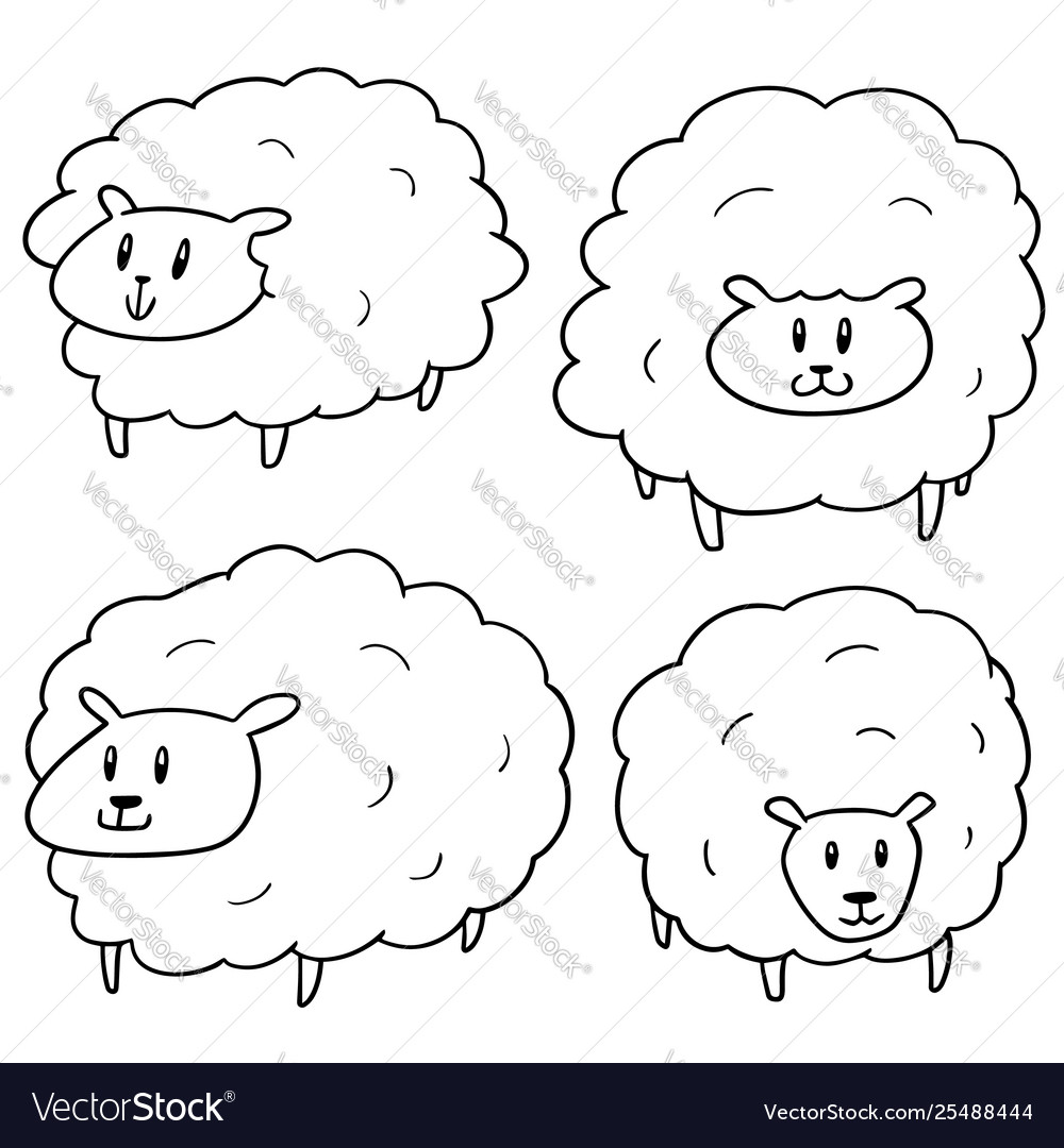Set sheep