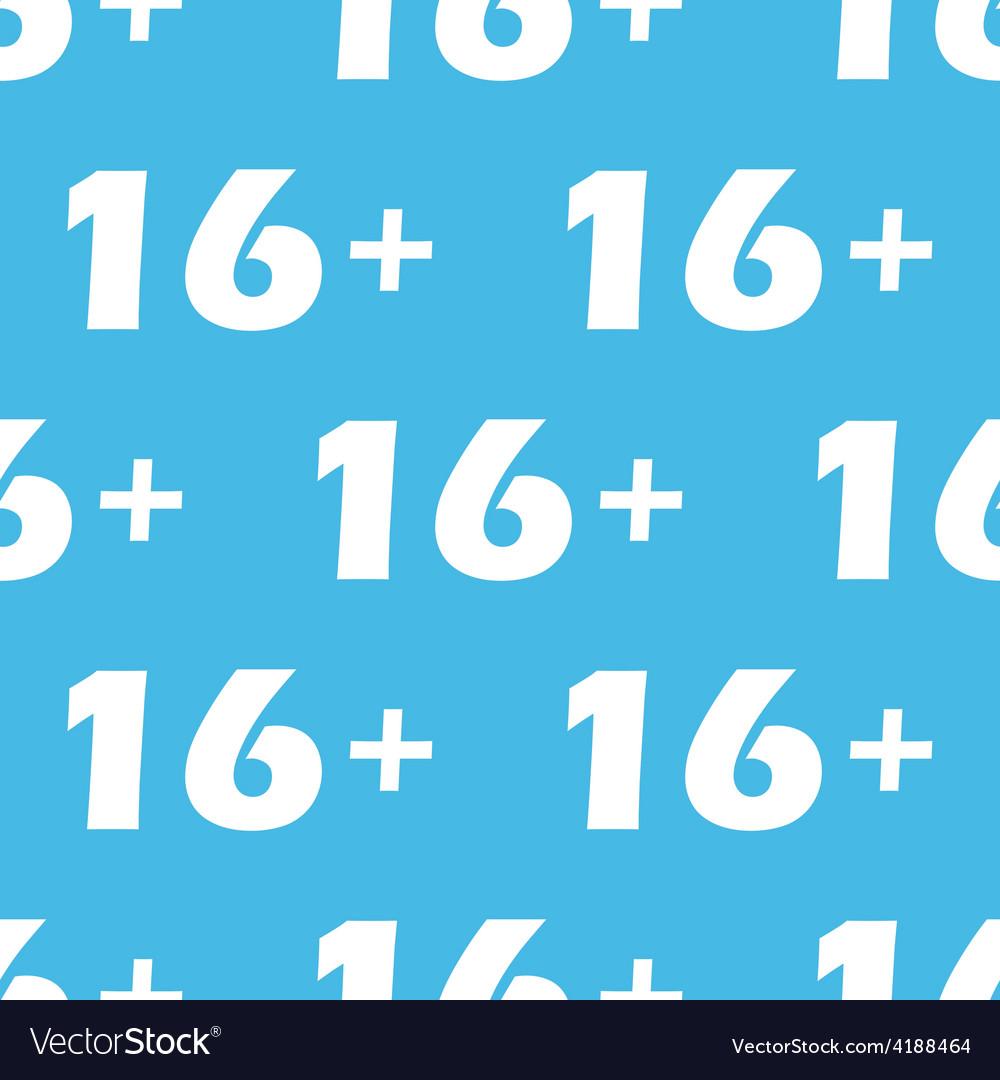 Age seamless pattern