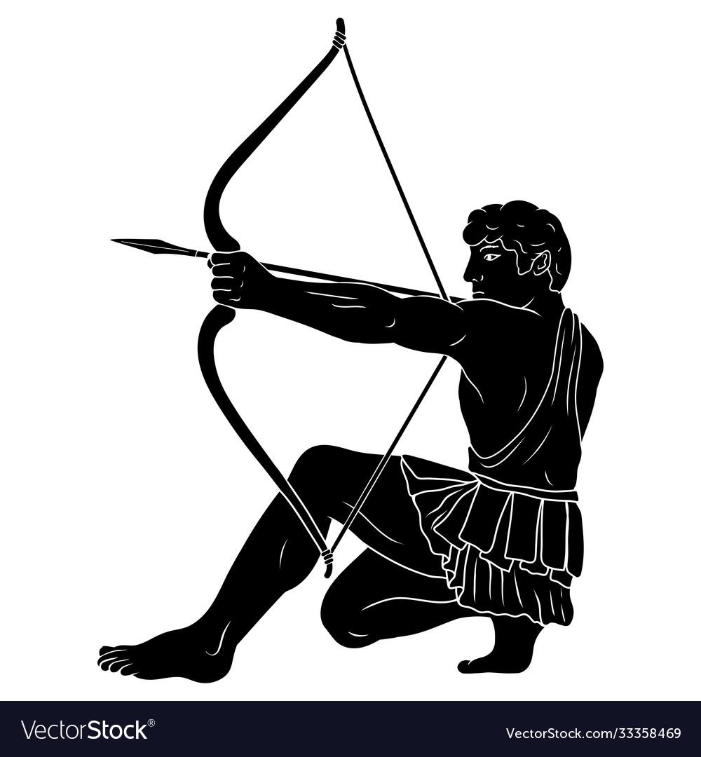 Greek hero hercules