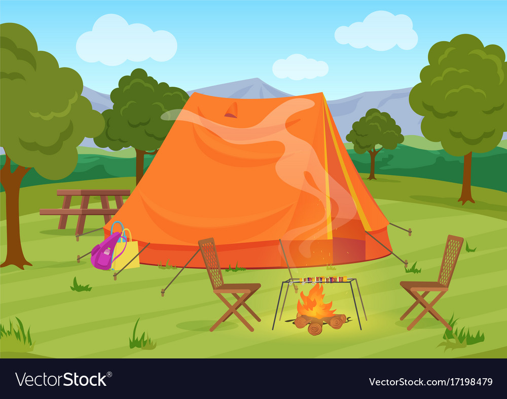 Walking hiking or sports outdoor camping