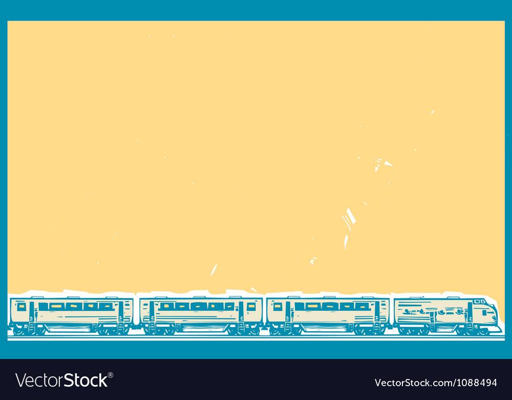 Orange Sky Train