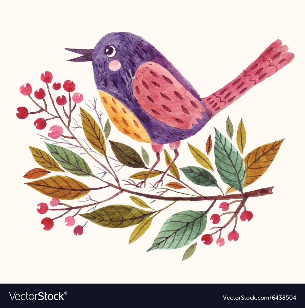 Adorable bird