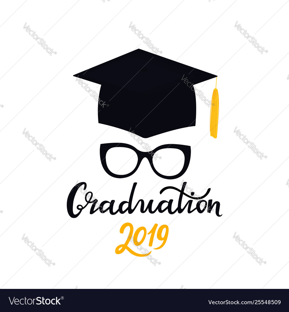 28f317afa Academic mortarboard with tassel university cap Vector Image