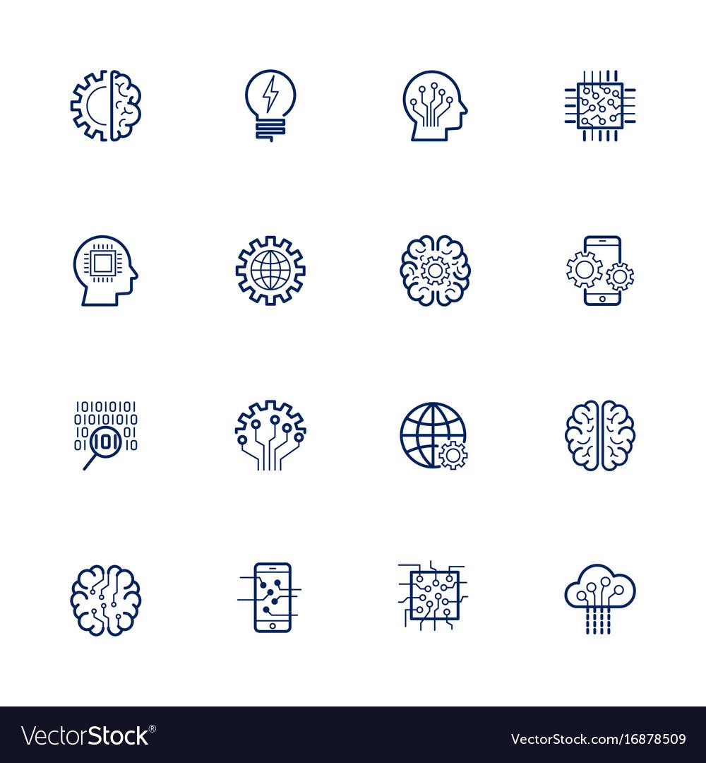 intelligence quality icons wwwmiifotoscom