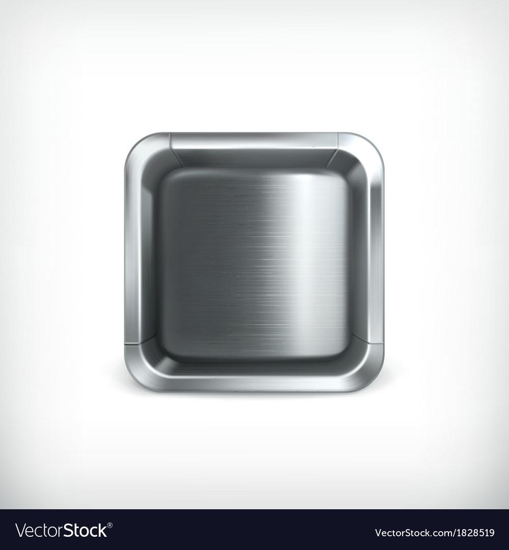 Metal box app icon
