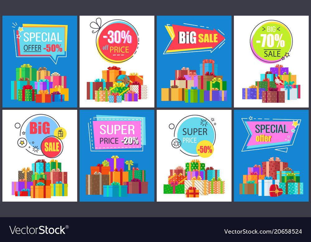 Special offer -50 big sale