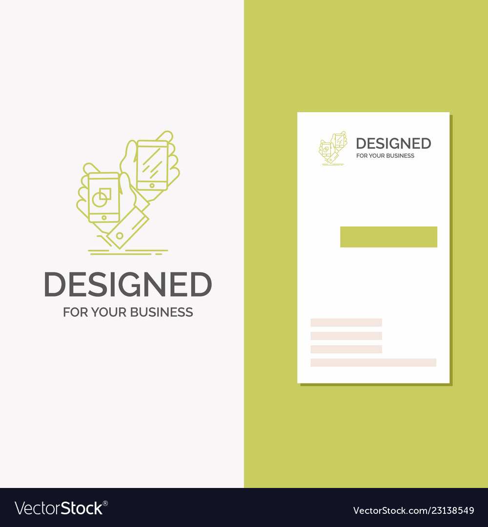Business logo for awareness brand package