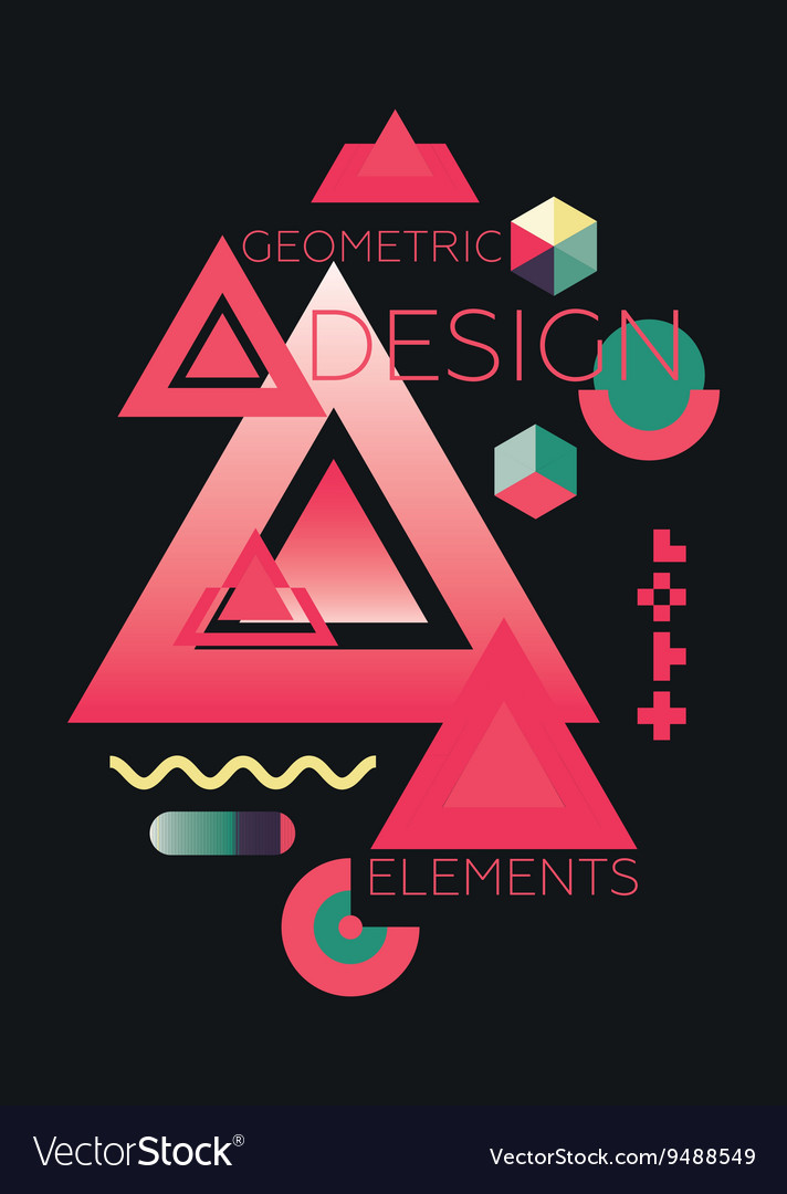 Chaotic Geometric Abstract