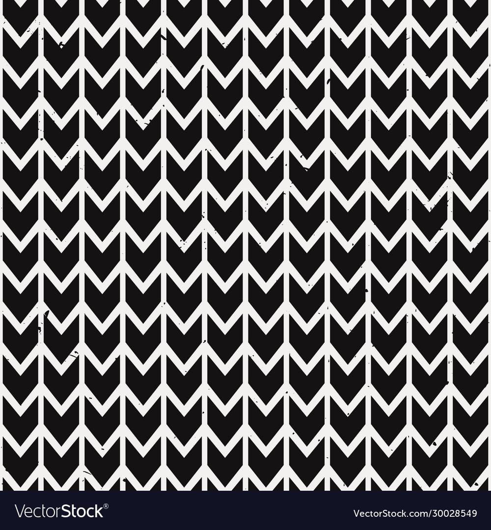 Grunge geometric pattern with arrows