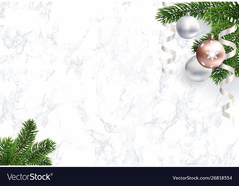 Blank christmas background for congratulations