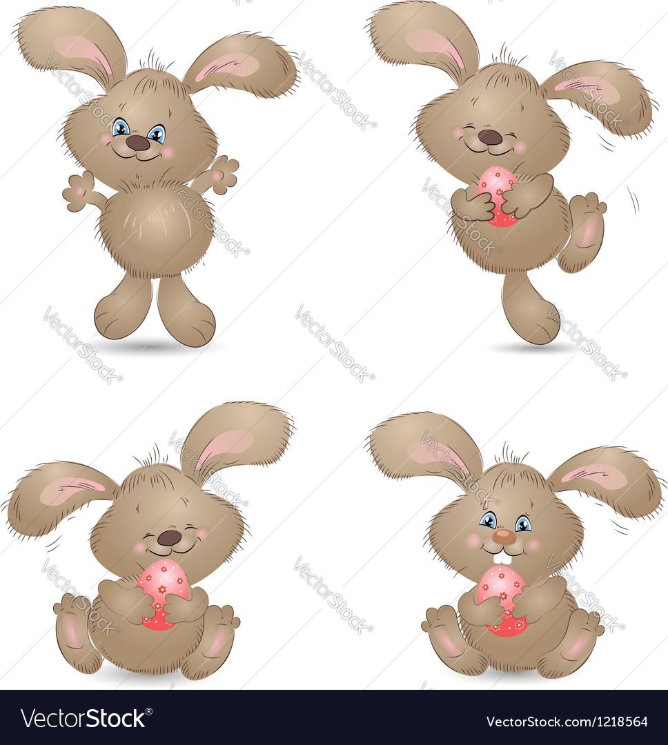 Aester rabbit set