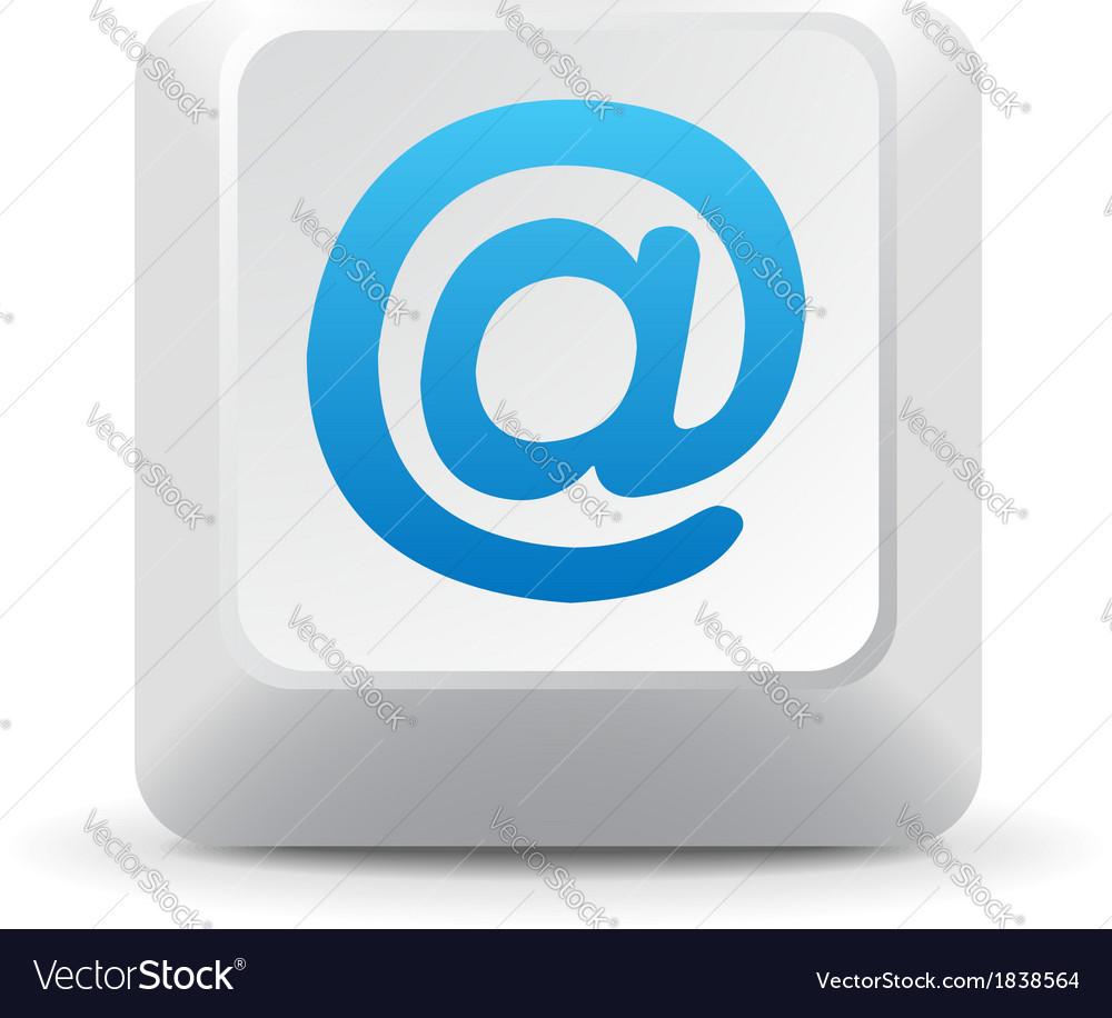 E-mail Keyboard Key