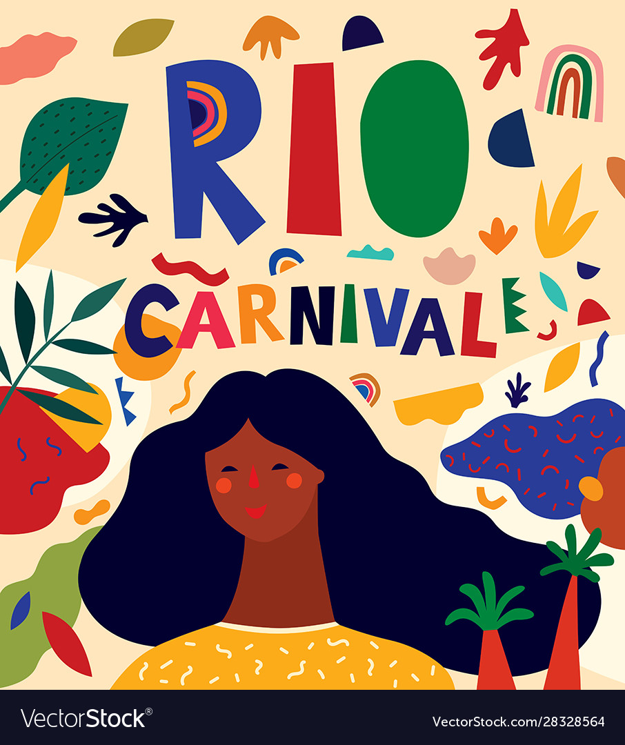 Girl and carnival