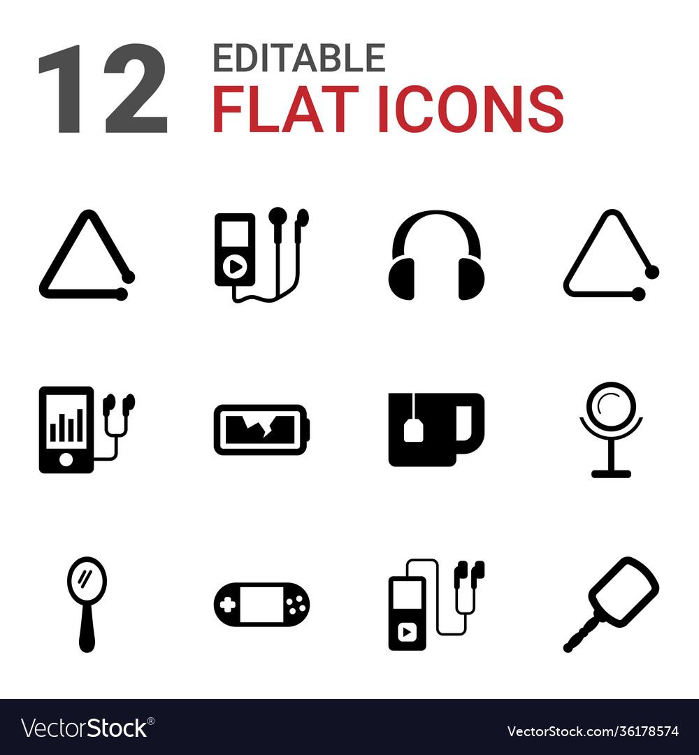 12 portable icons