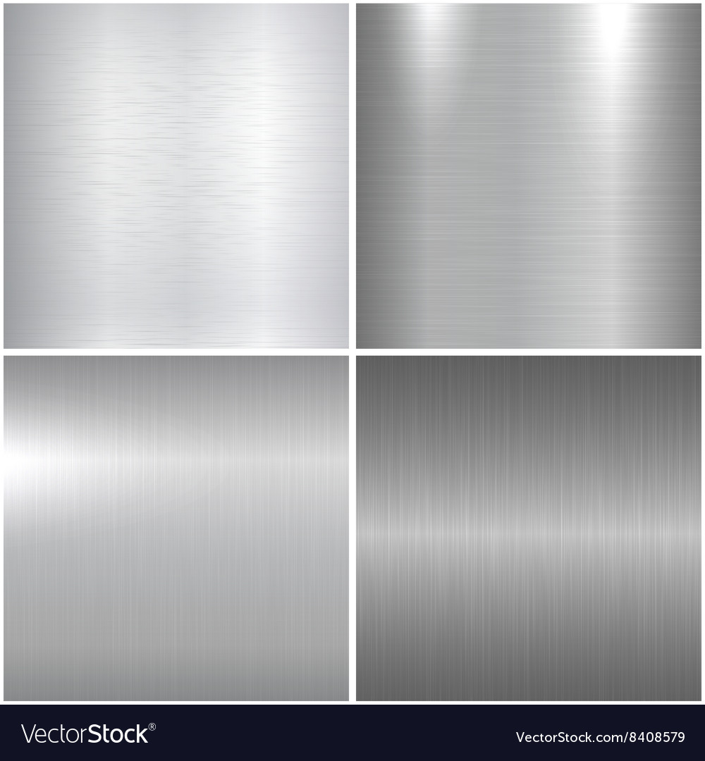 Metal polished textures