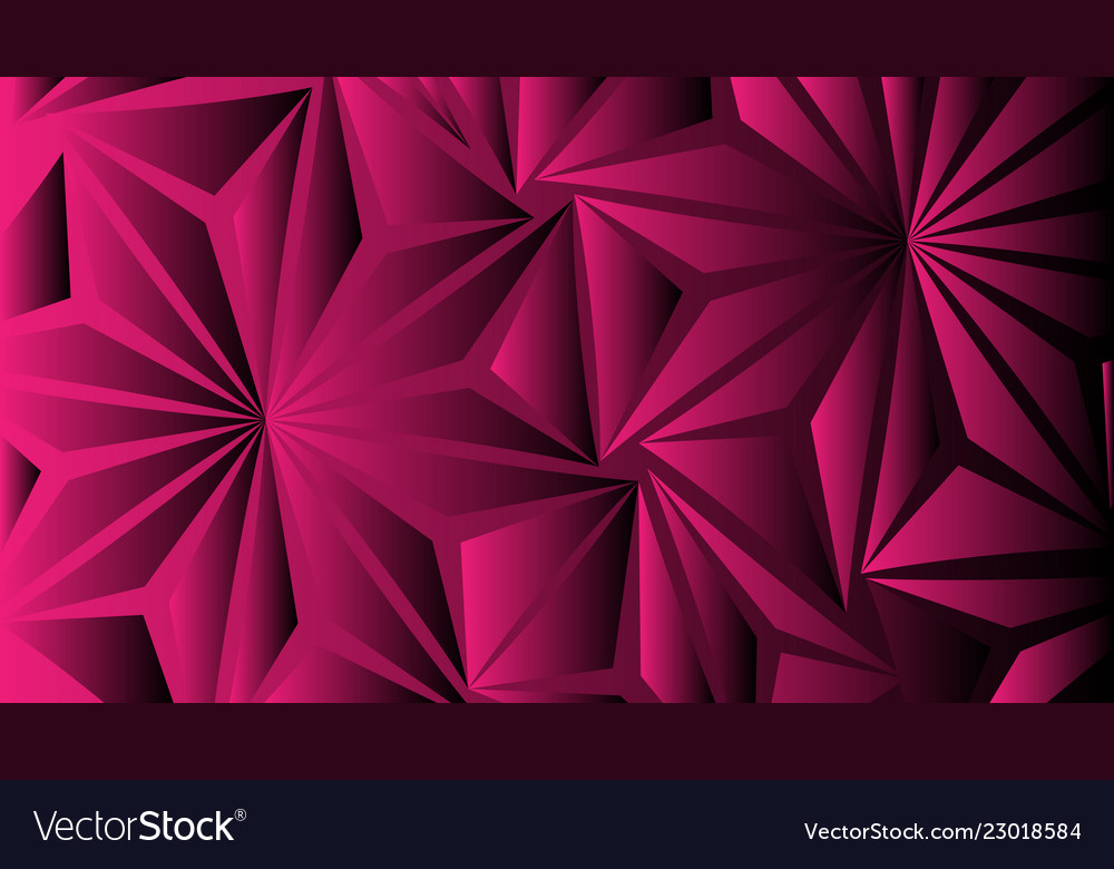 Abstract polygonal background for your design