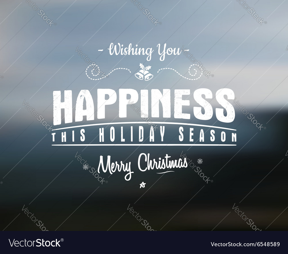 Merry Christmas lettering Wishes clipart