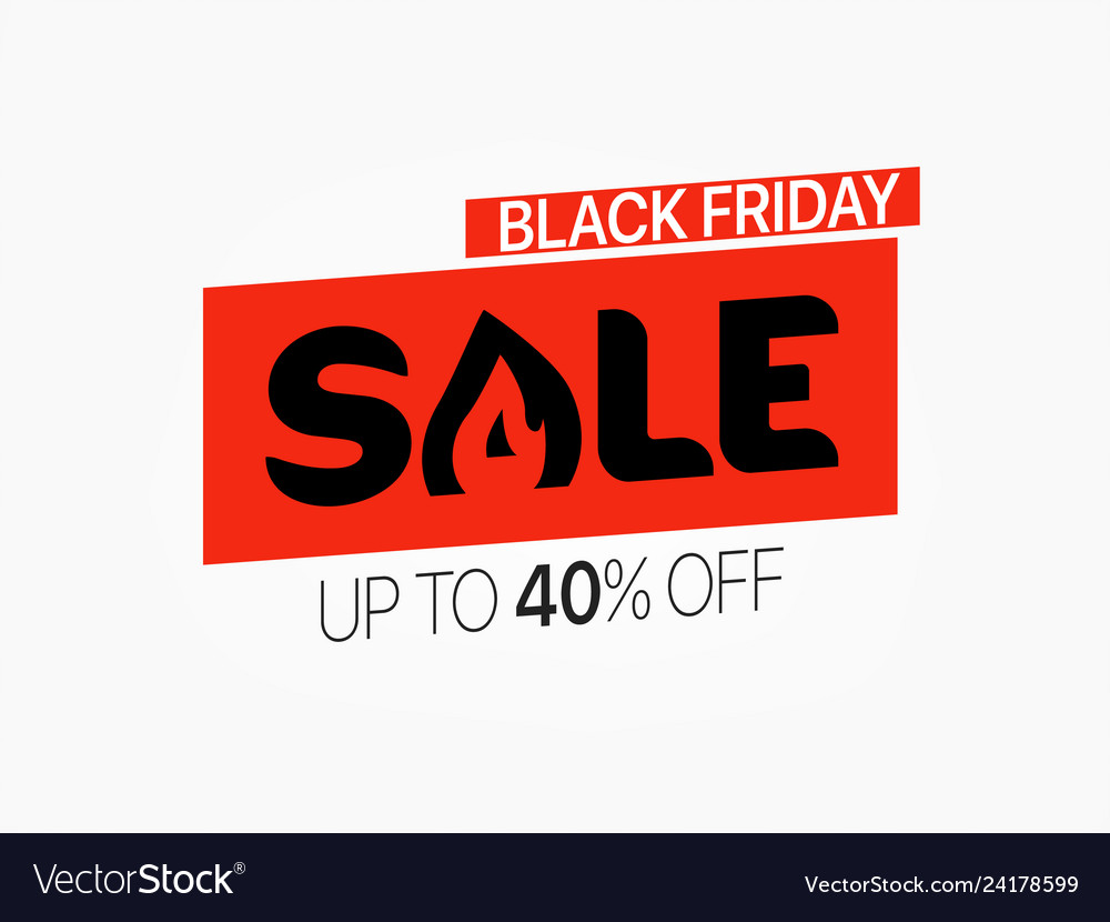 Black friday sale banner season sale offer up to