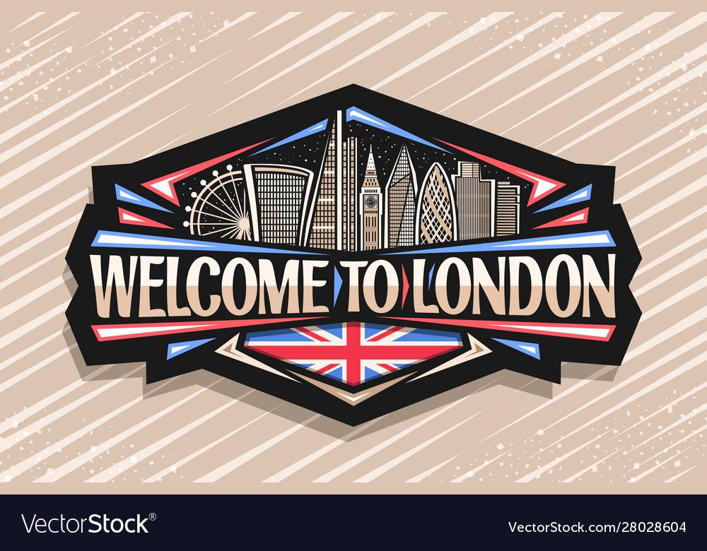 Logo for london